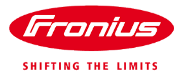 Fronius calculator